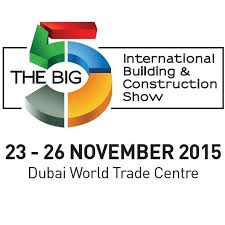 Oranus company in Big5 Dubai exhibition